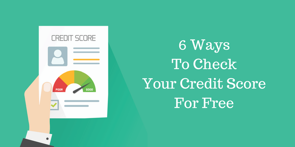 How To Check Credit Score For Free