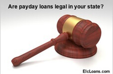 In Which Sates Are Payday Loans Legal?